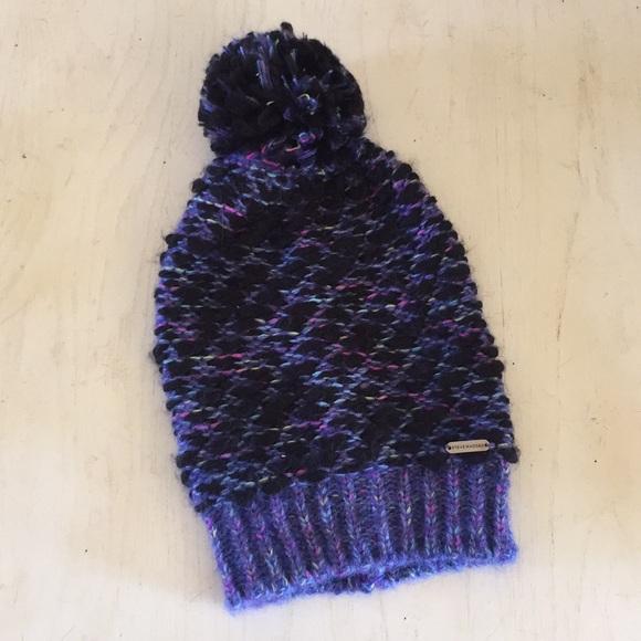 417910c20cf18b Steve Madden Accessories | Pom Pom Hat | Poshmark